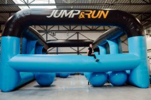 Przeszkody Jump And Run